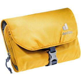 deuter Wash Bag I, curry/navy